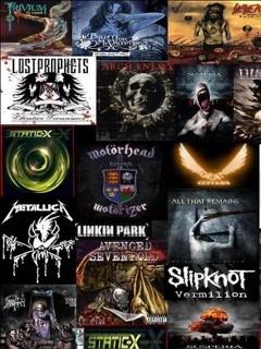 Metal Bands Mobile Wallpaper