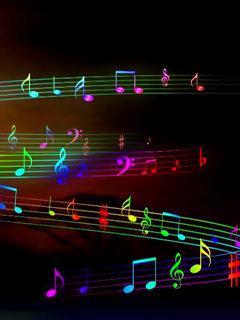 Music Color Mobile Wallpaper