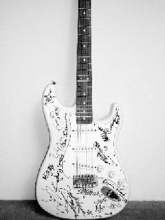 Guitar Music Mobile Wallpaper