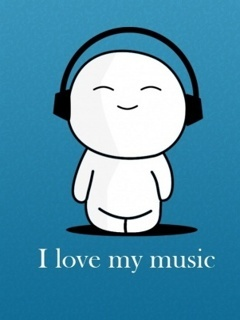 Music Lover Mobile Wallpaper