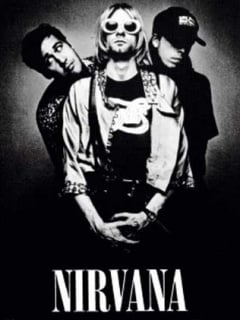 Nirvana Mobile Wallpaper
