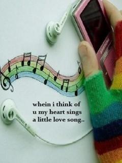 Little Love Songs Mobile Wallpaper