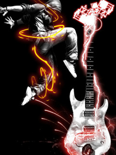 Music Guitar Mobile Wallpaper
