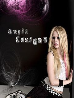 Avril Lavigne Mobile Wallpaper