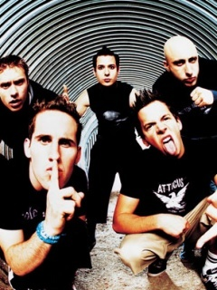 Simple Plan Mobile Wallpaper