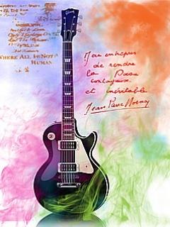 Music Guitar Mobile Wallpaper