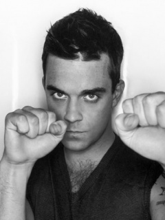 Robbie Williams Mobile Wallpaper