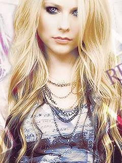 Avril Lavigne Mobile Wallpaper