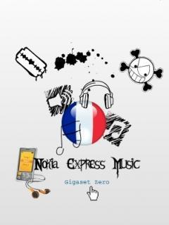 Nokia Xpress Mobile Wallpaper