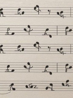 Music Notes Mobile Wallpaper