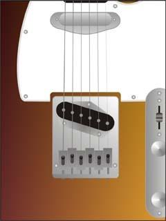 Electric Guitar Mobile Wallpaper