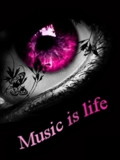 Music Is Life Mobile Wallpaper