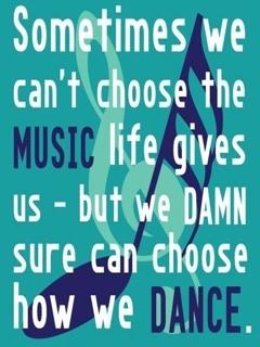 Music Dance Mobile Wallpaper