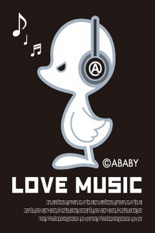 Love Music IPhone Wallpaper Mobile Wallpaper