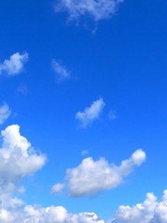 Clouds  Mobile Wallpaper