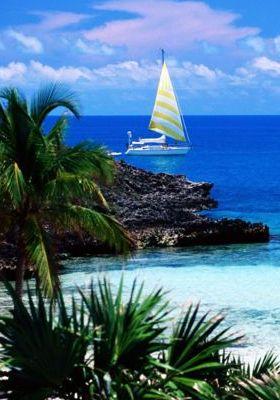 Eleuthera Point Harbour Island Bahamas Mobile Wallpaper