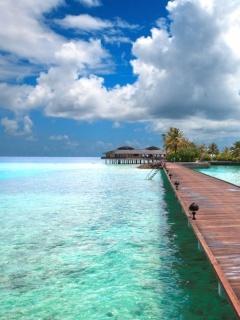 Maldives Mobile Wallpaper