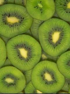 Green Fruits Mobile Wallpaper