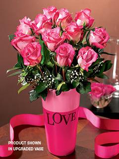 Love Flower Mobile Wallpaper