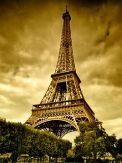 Eiffel Mobile Wallpaper