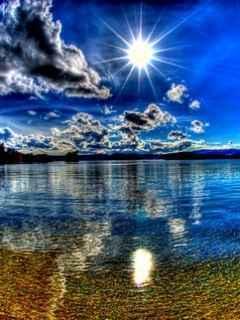 Sunshine Iml Mobile Wallpaper