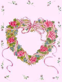 Love Flower Band Mobile Wallpaper