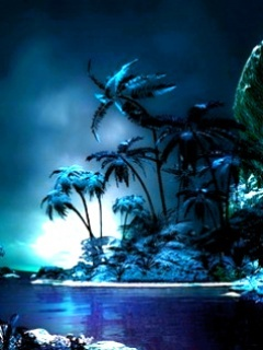 Moonlights Mobile Wallpaper
