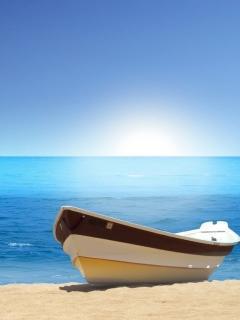 Boat N D Mobile Wallpaper