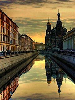 Petersburg Mobile Wallpaper
