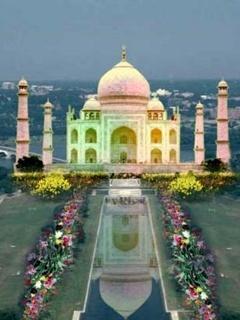 Download Taj Mahal Mobile Wallpaper Mobile Toones