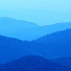 Mystic Blue Mobile Wallpaper