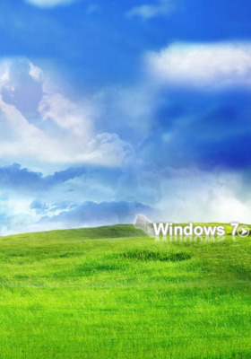 Windows 7 Mobile Wallpaper