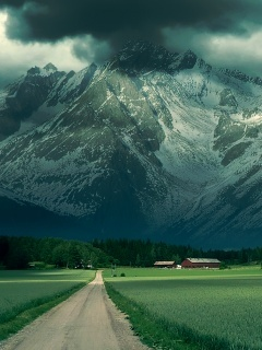 Mountain Mobile Wallpaper
