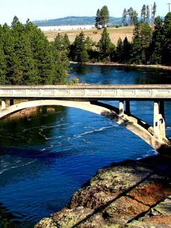 Bridge Mobile Wallpaper