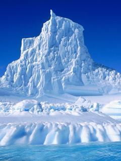 Ice Berg Mobile Wallpaper