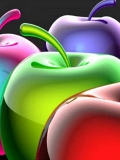Apples Mobile Wallpaper