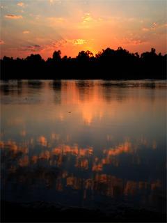 Sunset Mobile Wallpaper