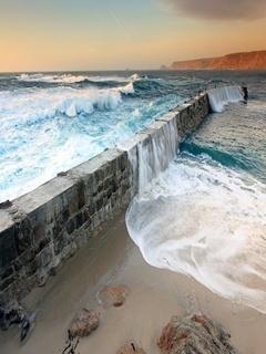 Sea Mobile Wallpaper