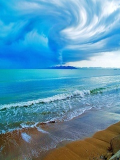 Beautiful Beach Mobile Wallpaper