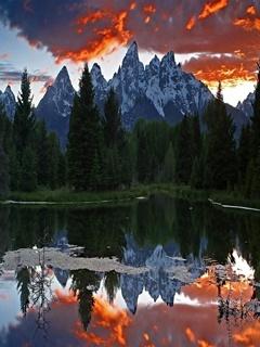 Mountain Mobile Wallpaper