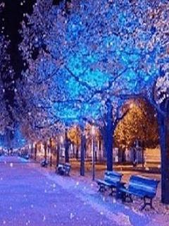 Amazing Winter Mobile Wallpaper