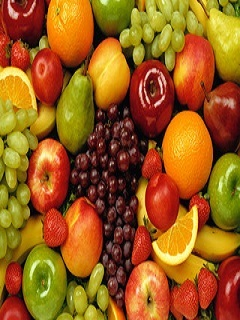 Fruits Collections Mobile Wallpaper