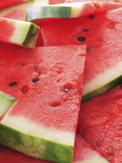 Water Melon Mobile Wallpaper