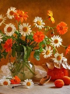 Bouquet Mobile Wallpaper