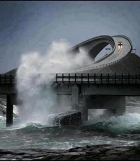 Amazing Bridge Mobile Wallpaper