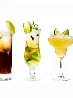 Cocktail Mobile Wallpaper