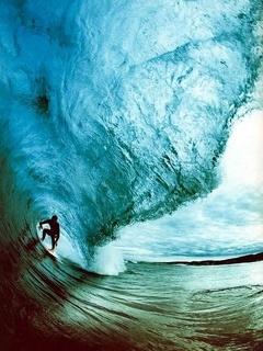 Super Surf Mobile Wallpaper