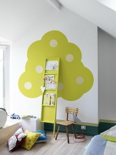 Diy Wall On Tree Mobile Wallpaper