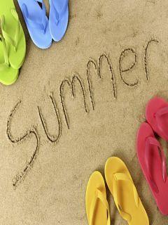 Beauty Summer Mobile Wallpaper