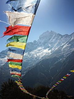Himalayas Mobile Wallpaper